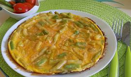 Fazolková omeleta