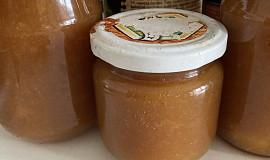 Domácí broskvový džem