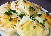 Plněné tortillové balíčky