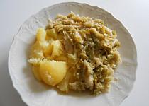Dušená kapusta  /Dělená strava podle LK - Kytičky+zelenina/