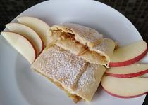 Jablečný závin z maminčina notesu