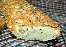 LC cuketový chleba