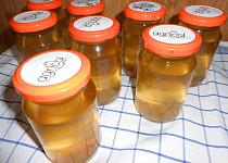 Bezovo-zázvorový sirup s medem  (Dělená strava Kytky)