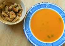 Polévka hokaido  (Dělená strava podle LK - Kytky + zelenina)
