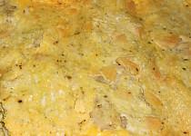 Zapečené rybí filé  (Dělená strava podle LK - Zvířata)
