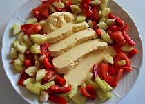 Bleskurychlá skoro Mozzarella (Dělená strava podle LK - Zvířata)