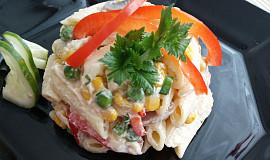 Rychlý těstovinový salát