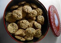 Cookies se sekanou čokoládou