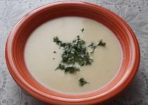 Květáková polévka rychle a jednoduše