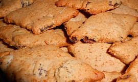 Skořicové  - medové sušenky  (Dělená strava podle LK - kytičky + ovoce)