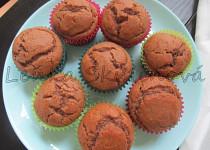 Bezlepkové perníkové muffiny