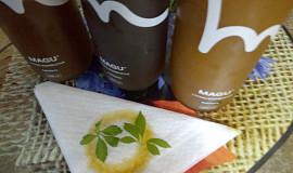 Rakytníkový olej ze sušených slupek a semínek