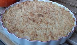 Tvarohový křehký koláč