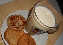 Kysané rostlinné mléko  (Dělená strava podle LK - kytičky)