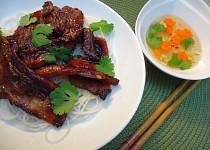 Vietnamský bůček Bún Chá