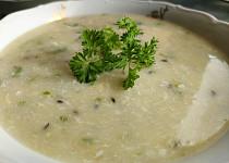 Zapražená kmínová polévka