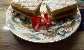 Královský jablečný koláč