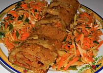 Bramborový cukeťák - cuketový bramborák  (Dělená strava podle LK - Kytičky + zelenina)