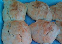Americké pagáče - mayo biscuits