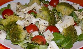 Salát z brokolice