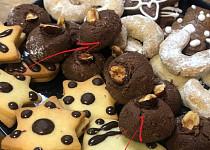 Vánoční sádláky (sádlové koláčky)