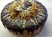Skládaný dort - Dominik