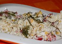 Těstovinovo-paprikový salát