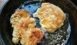 Seitan à la kuřecí (rostlinné maso z pšeničné bílkoviny)