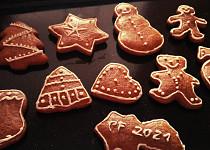 Vánoční perníčky s vůní koření