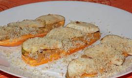 Batátovo-arašídové tousty