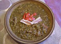 Rychlá hrstková polévka
