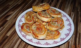 Sýrové šneky