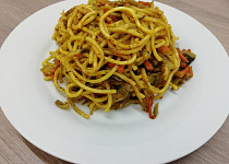 Čínské nudle dle chuti