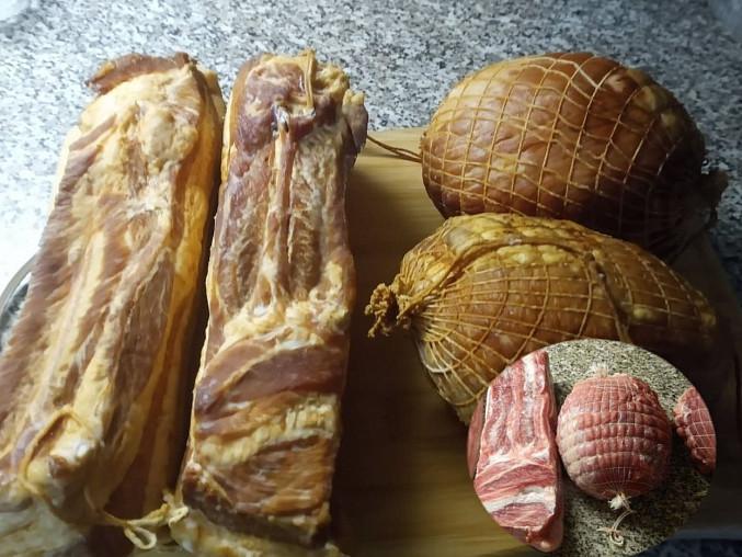 Jednoduchý lák na maso k uzení, Porovnání