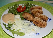 Čevapčiči ze sóji   dle Romana Uhrina