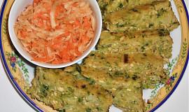 Kapustový nákyp  (Dělená strava podle LK - Kytičky + zelenina)