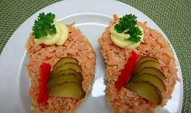 Retro chlebíčky - sypané