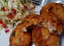 Šťavnaté kuřecí řízečky