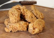 KFC hot wings / Kuřecí křídla KFC