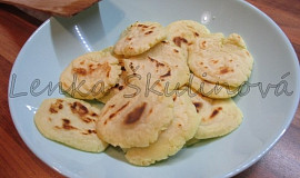 Bezlepkové bramborové placičky