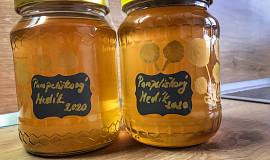 Jarní pampeliškový med