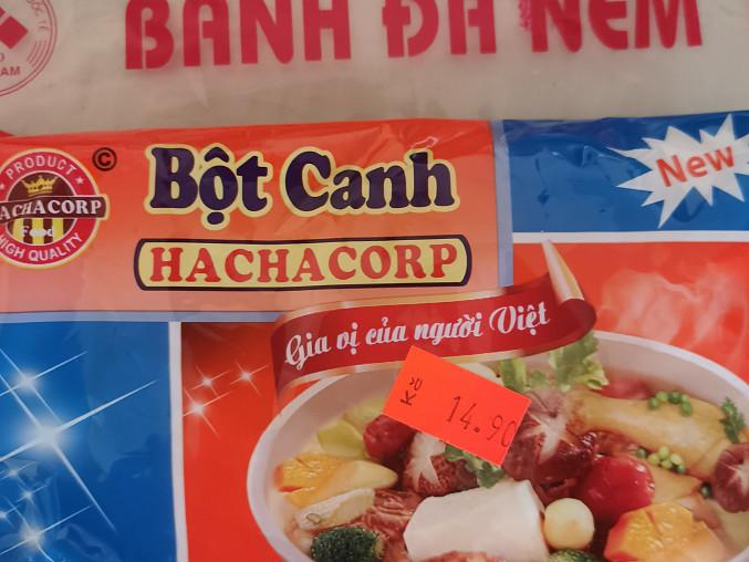 Vietnamské závitky podle Majkla, Sůl