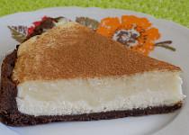 Tvarohovo-tykvový (dýňový) cheesecake