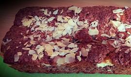 Jablečný Low carb chlebíček