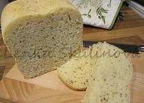 Bezlepkový kmínový chléb