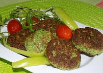 Brokolicové karbanátky se sýrem