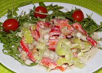 DIA-Saláty z rybího filé