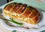 Bylinkový chlebíček s česnekem