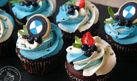 Kakaové cupcakes podle Mišky Kuličky