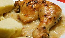 Kuře à la kachna